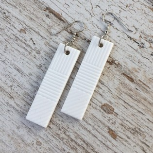 EARRINGS RIA WHITE